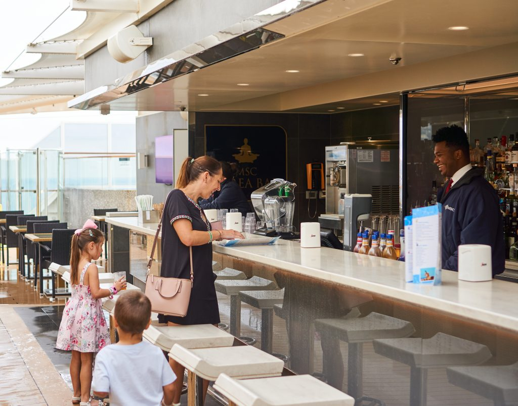 MSC Seaview - Cruises with Kids - MSC Seaview Review